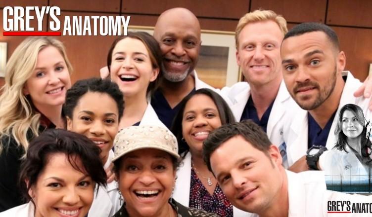 Grey\'s Anatomy 13: ¡4 Actores importantes mas renuevan su contrato ...