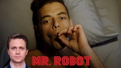 mr robot rami malek y wallstrom