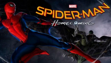 spiderman homecoming art