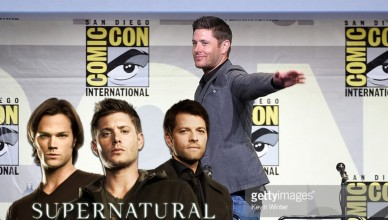 supernatural comiccon 2016