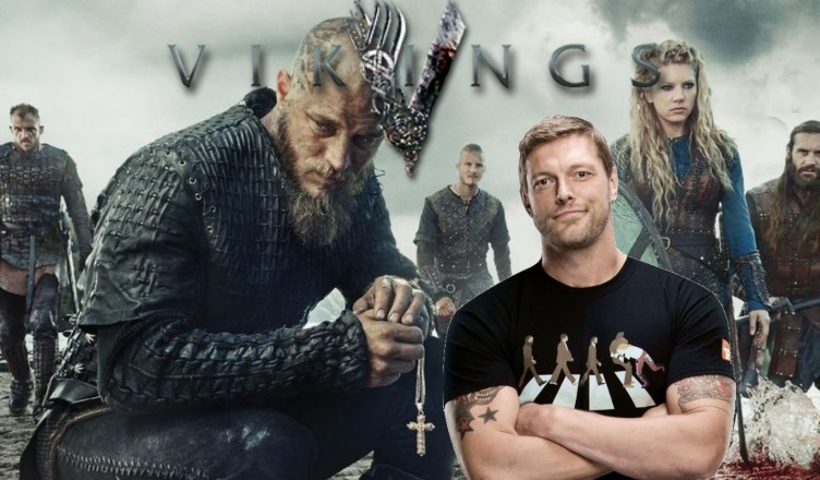 Vikings 4:¡Adam Copeland Se Sumará En La Quinta Temporada