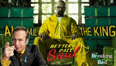 better call saul y breaking bad