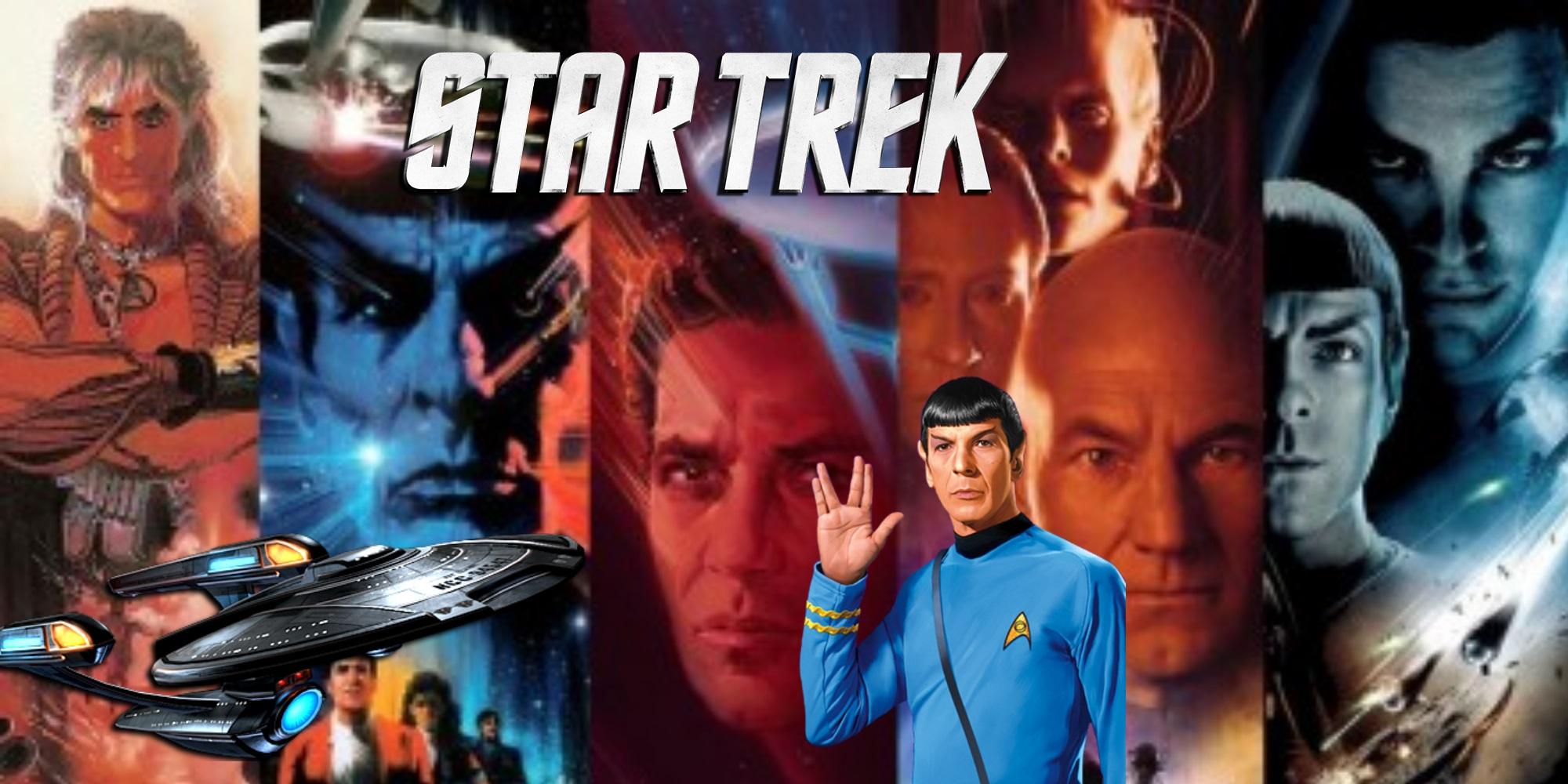 Series Vintage\': Star Trek, todo sobre la franquicia que está ...