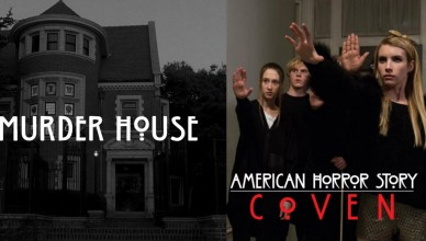 murder house coven