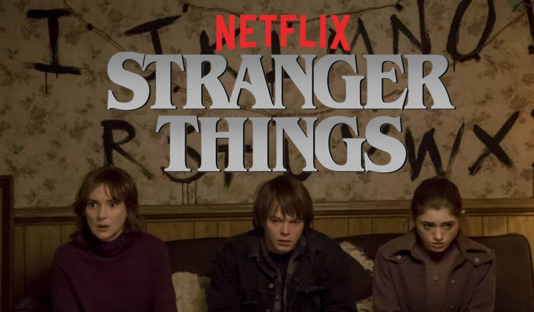 stranger things amor