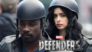 the defenders jessica jones y luke cage