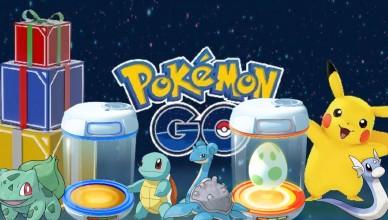 pokemon go hielo incubadoras navidad