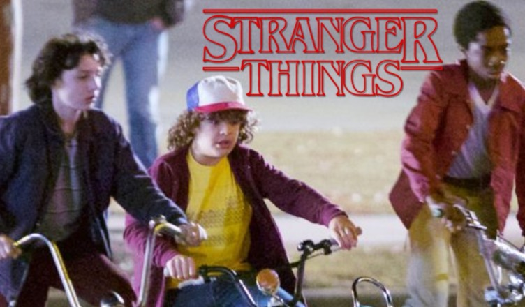 stranger things rodaje