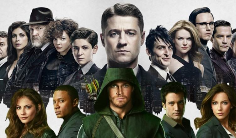 dc arrow gotham