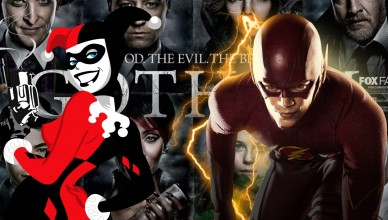 gotham the flash