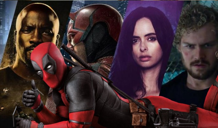 marvel the defenders deadpool