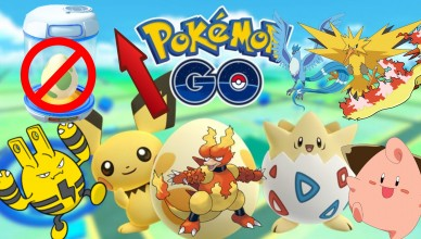 pokemon go babys legendarios eggs