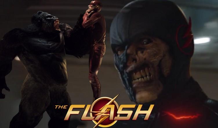 the flash gorila black flash