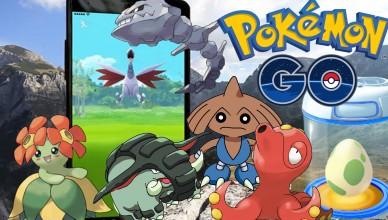 pokemon go eggs segunda