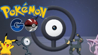 pokemon go actualizacion unown